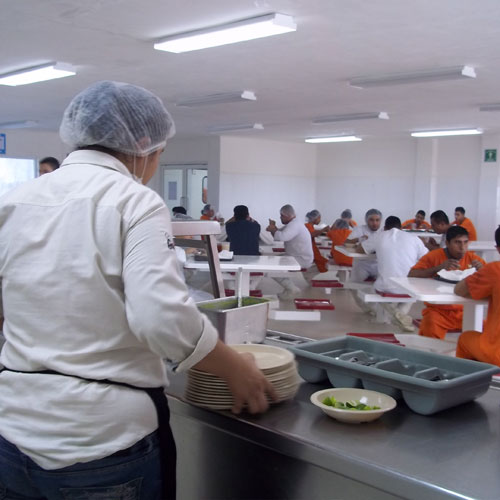 Comedores industriales grupo cabacos for Mision comedor industrial