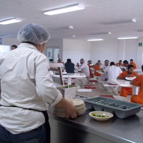 Comedores industriales grupo cabacos for Concepto de comedor industrial